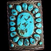 Vintage Sleeping Beauty Turquoise Ketoh