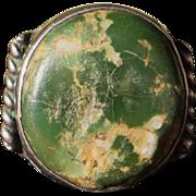 Vintage Cerrillos Turquoise Ring