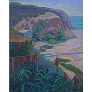 Crystal Cove Painting By Rachel Uchizono