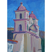 """Tucson Church"" by LPAPA Founder Saim Caglayan"