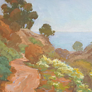 Laguna Beach Plein Air Painting