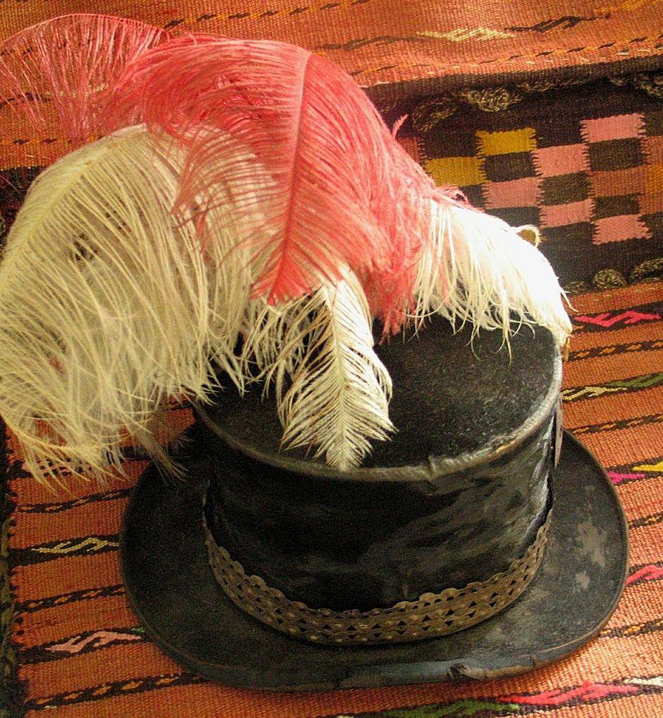 Omaha Ceremonial Wedding Hat From Uchizonogallery On Ruby Lane