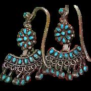 Zuni Chandelier Earrings