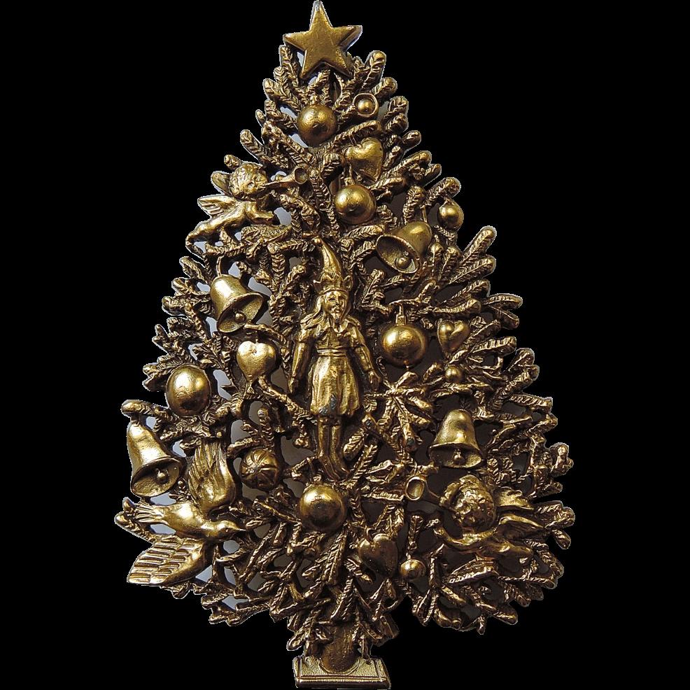 Victorian style christmas tree ornaments - Mfa Museum Of Fine Arts Boston Victorian Style Christmas Tree Pin