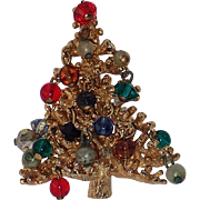 Vertebrae 3D Dangling Ornaments Christmas Tree Pin, RARE