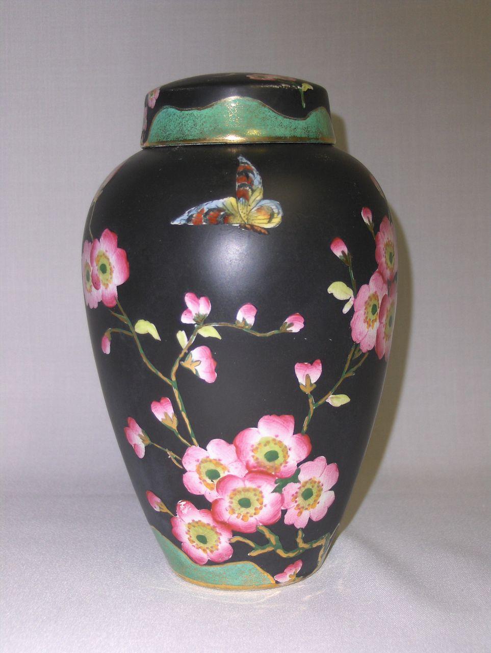Antique English Ginger Jar