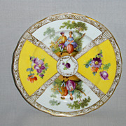 Dresden Plate by Richard Klemm