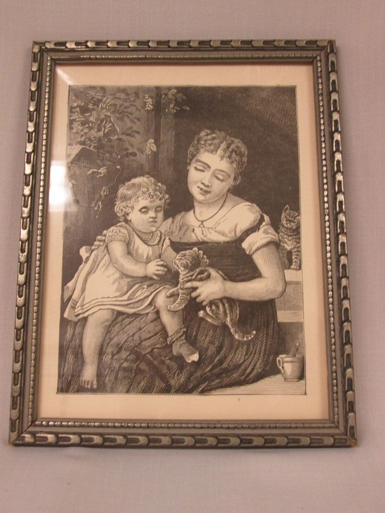 Old World Lithograph