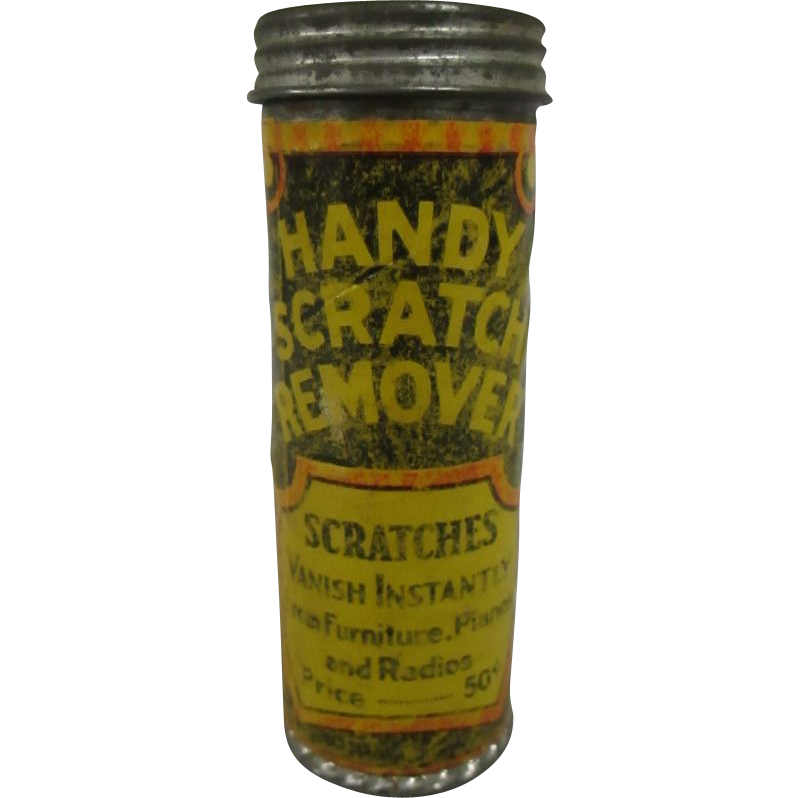 Handy Scratch Remover