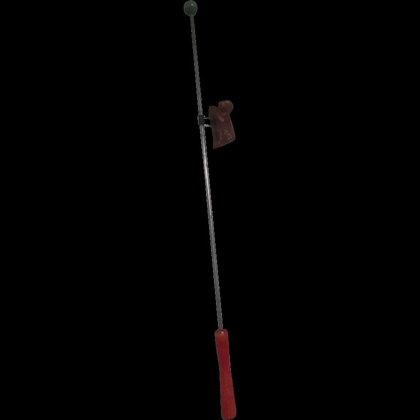 Monkey On A Stick Pole Climber Toy