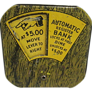Lucky Dime Register Bank