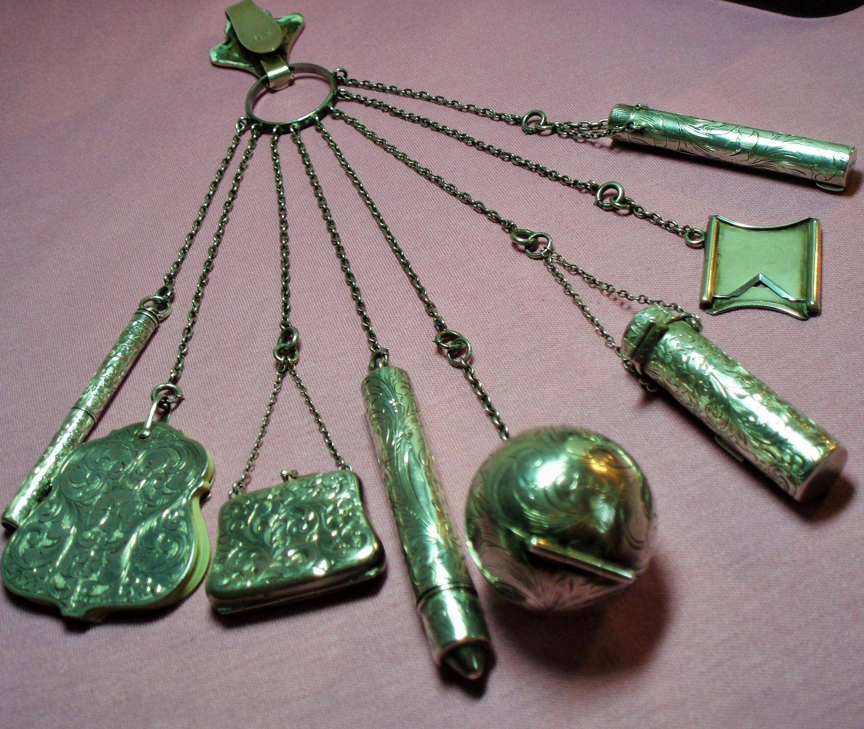 antique late victorian r  blackinton eight piece complete sterling from unforgettable on ruby lane