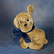 Steiff Miniature Mopsy Dog