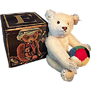 Steiff PROTOTYPE Teddy Bear SPECIAL Limited Edition Museum Quality MUST SEE