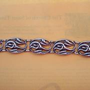 Danecraft  Sterling Silver Lady's Bracelet.