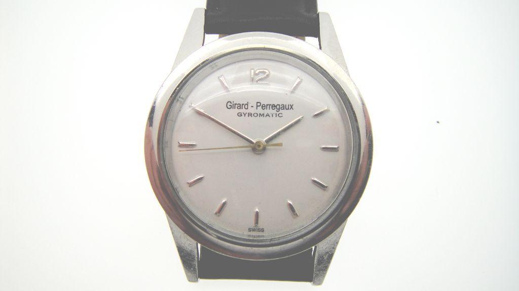 Girard-Perregaux Gyromatic Wristwatch