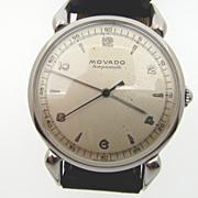 Movado Tempomatic Wristwatch