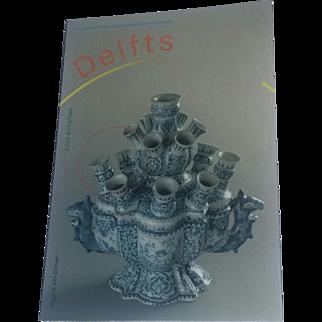 Dutch Delfts Delft Pottery Book Books Rare pieces Aronson