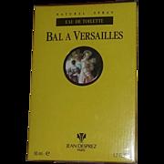 Bal A Versailles Jean Desprez Perfume Spray 50ml new sealed in box