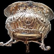 German Hanau Region Neresheimer Silver Bowl - Circa 1910 - all proceeds to charity.