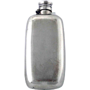 Antique Gorham Sterling Silver Liquor Flask