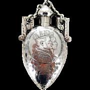 Queen Victoria, Wilhelm Koenig Commemorative Perfume Scent Bottle
