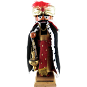 Vintage Steinbach Nutcracker – Balthasar one of Three Wise Men - 19""