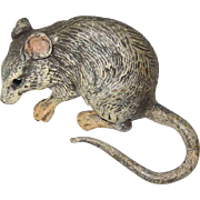 Vienna Bronze Grey Mouse