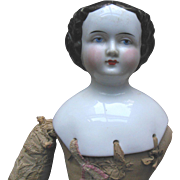Lovely Antique China Head Doll
