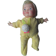 Ideal Newborn Thumbelina Doll 1967