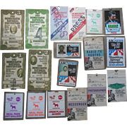 Political Democratic Republican National Convention ABC News Press Reagan NYC Madison Square Garden (18) Pass