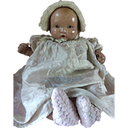 Effanbee Lambkins Composition Baby Doll 1930s