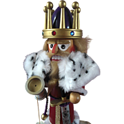 Vintage Steinbach Nutcracker King Arthur of Camelot Limited Edition Germany