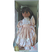 Vintage Lissi West Germany Batz Little Girl Doll in Original Box