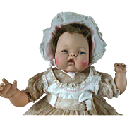 Ideal Thumbelina Doll with Wardrobe 1960s