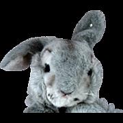 "Vintage Steiff Jolly Rabbit Easter Bunny Hand Puppet 15"""