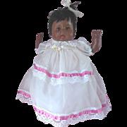 Vintage Lorrie Black Americana Baby Doll