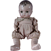 Effanbee Patsy Baby Composition Doll with Wardrobe 1930s