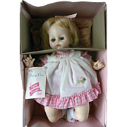 Vintage Madame Alexander Pussy Cat Baby Doll Mint in Box # 3220 1960s