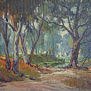 G. P. Beeson  Forest Path