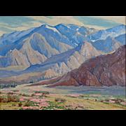 """Victor Matson   """"Desert Springtime"""""""