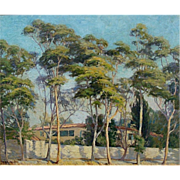 """Eucalyptus Retreat""  by F. H. Kirkpatrick"