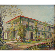 """Rancho Los Cerritos""  by Orpha Klinker"