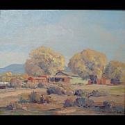 "Walt Lee  ""Desert Ranch at Newhall"""