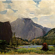 Felice Hrovat  Sierra Lake