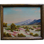 "George S. Bickerstaff   ""Spring in the Desert"""