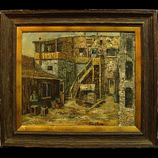 Vincent Farrell   The Tenement