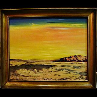 Elizabeth Schleussner  Desert Color