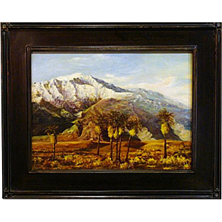 Karl Weidhofer   Mt. San Gorgonio in Winter