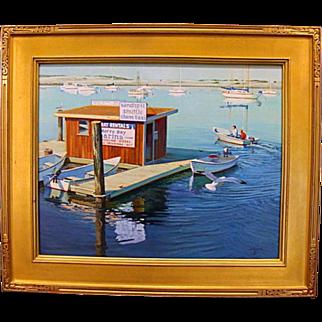 Joseph Holbrook   Morro Bay Marina